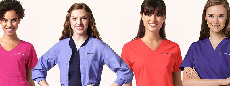 How Custom Medical Uniforms Protect Your Hospital Staff? Find Out Here!