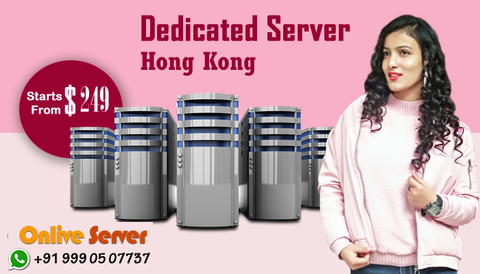 Affordable Hong Kong Dedicated Server with full Root Access