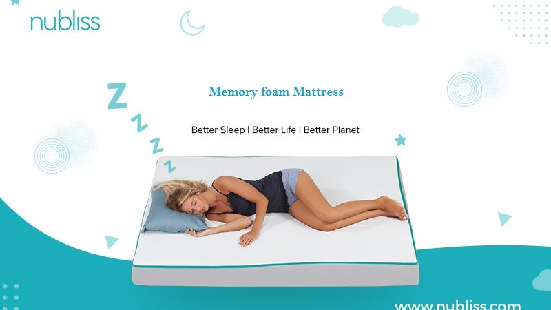 Clear Your Sleep Debt With Memory Foam Mattress